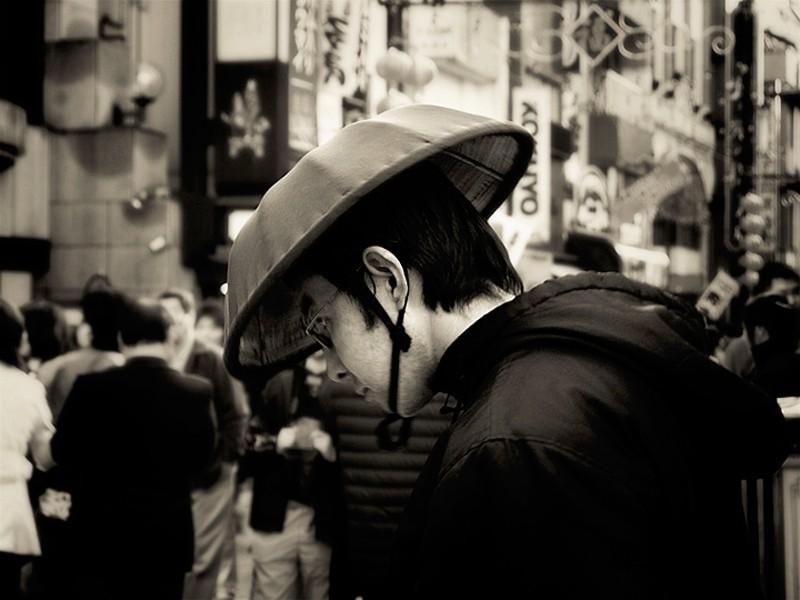 Chinatown Yokohama Darren Halliday