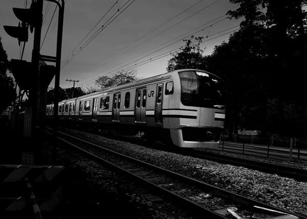 Train Japan Darren Halliday Photography