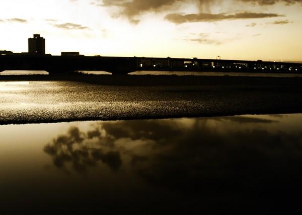 Golden Arakawa Tokyo Darren Halliday Photography