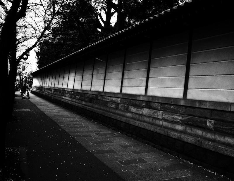 Yasukuni Tokyo Japan Darren Halliday Photography