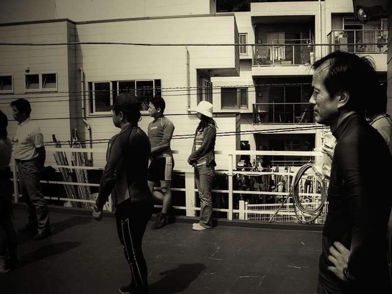 Sailing Japan Darren Halliday Photography