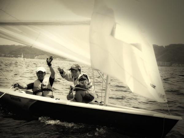 Sailing Zushi Japan Darren Halliday Photography