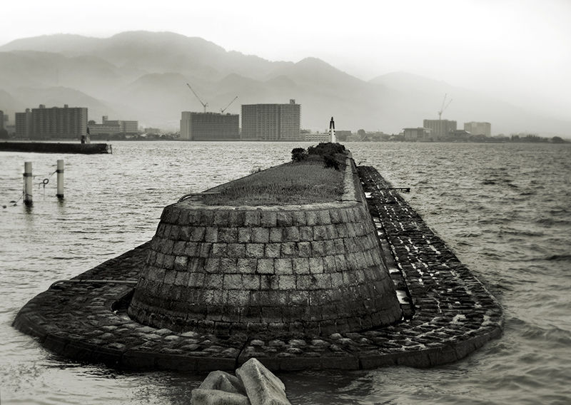 Lake Biwa Japan, Darren Halliday
