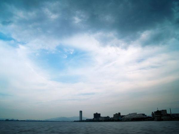 Lake Biwa Japan, Darren Halliday