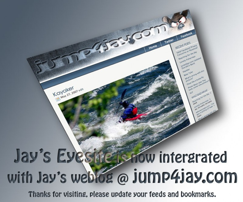 Please continue to visit at jump4jay.com
