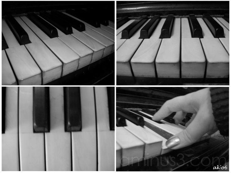 Piano Snapshots