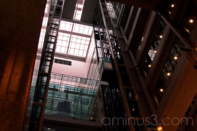 Mall, Vertical