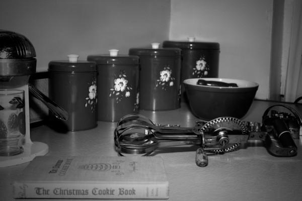 1940's Christmas Cookies