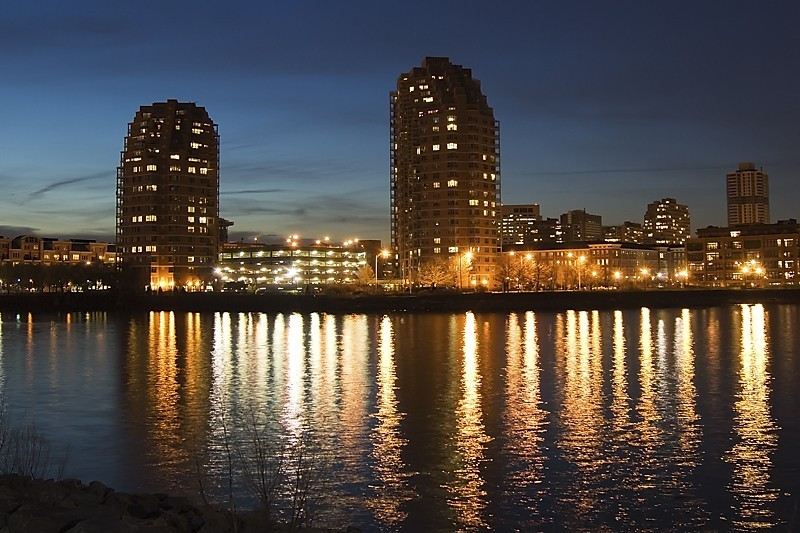 Waterfront Luxury
