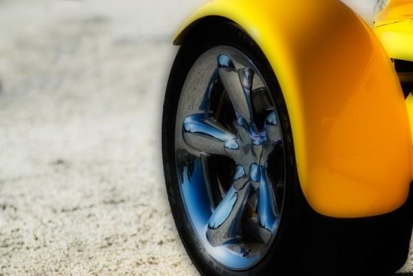 Prowler wheel