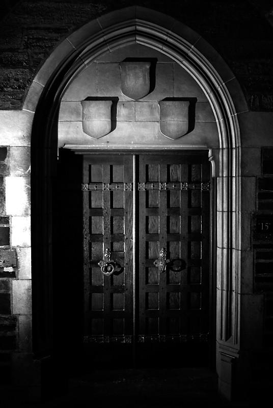 Princeton Doorway