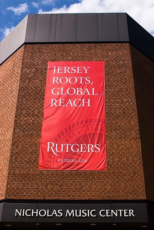 Mason Gross Nicholas Music Center, Rutgers