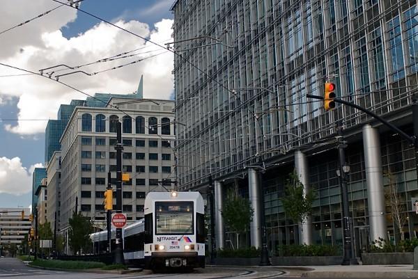 Jersey City Urban Light Rail Transportation