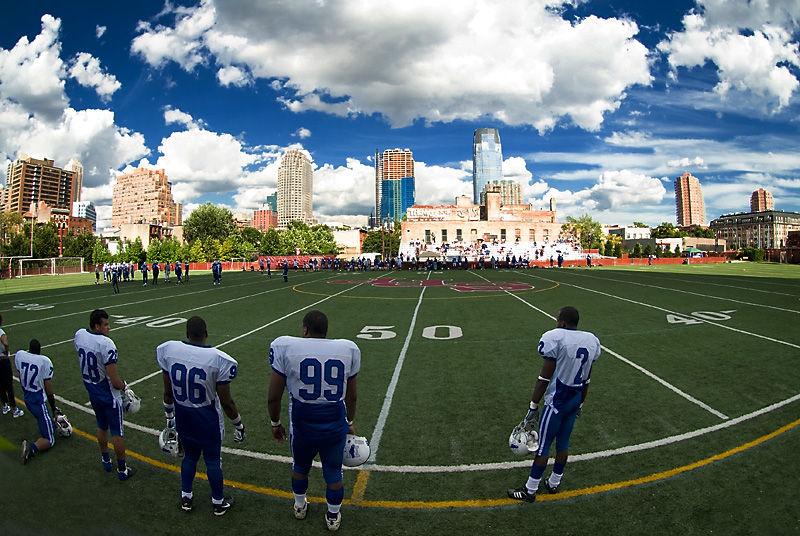 Jersey City High School football