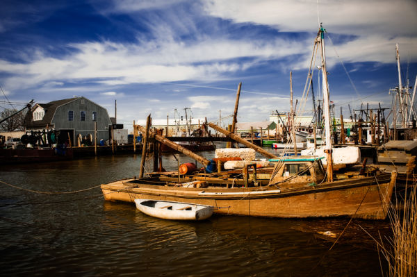 Fishing Boats in Belford NJ