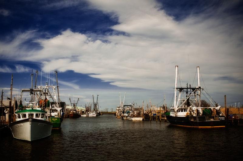 Belford NJ Fishing Fleet