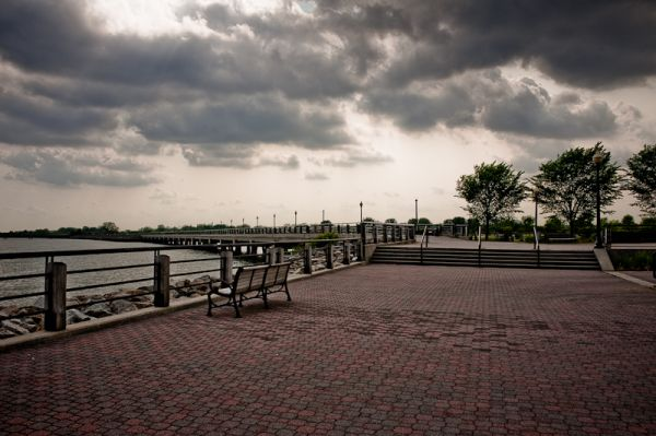 Liberty Walk Storm Clouds