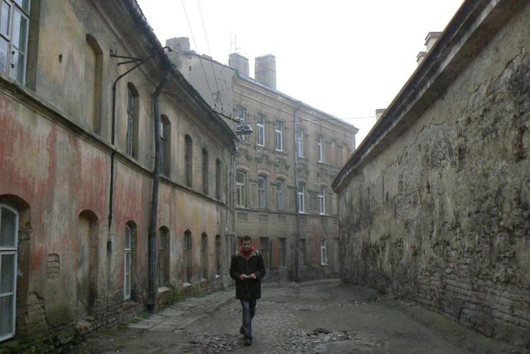 vilnius,street
