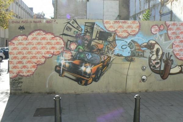 graffitti,carmen,valencia