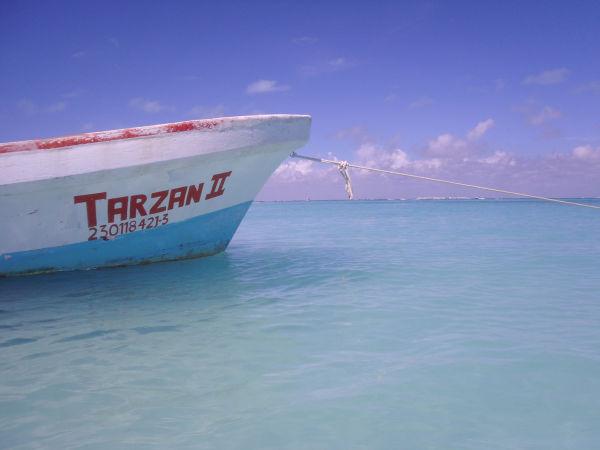 isla mujeres, caribe, mar, cancun, tarzan