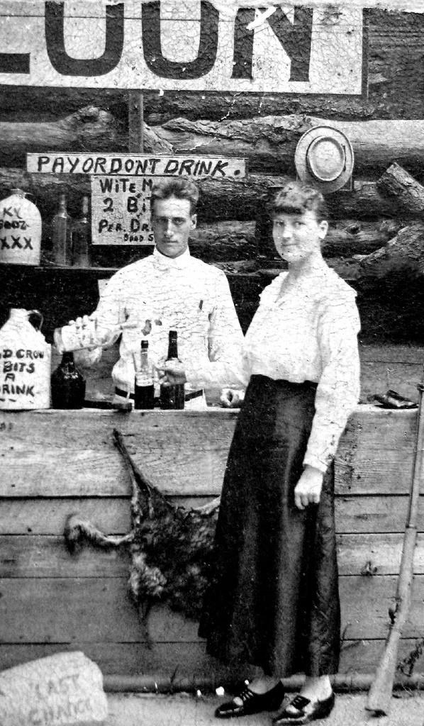 Lonnie & Blanche Fitzgerald
