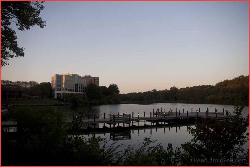 Columnia, Maryland, MD, Park, Lake