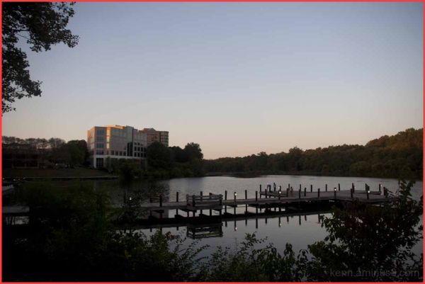 Columnia, Maryland, MD, Park, Lake