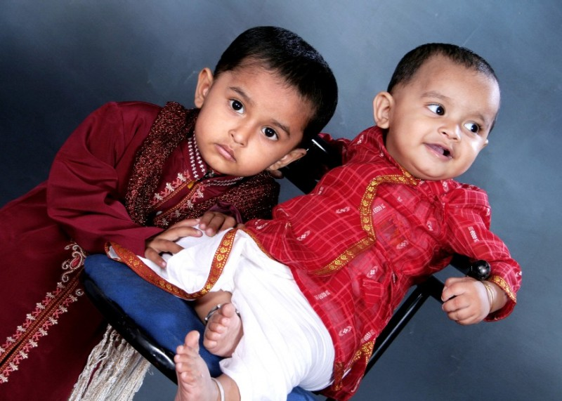 My cute Nephews..