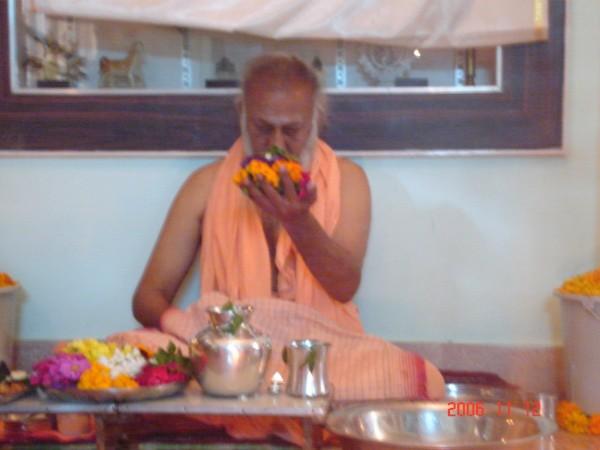 Shri Shri Channabasava SwamygaLu , Mallana moole.