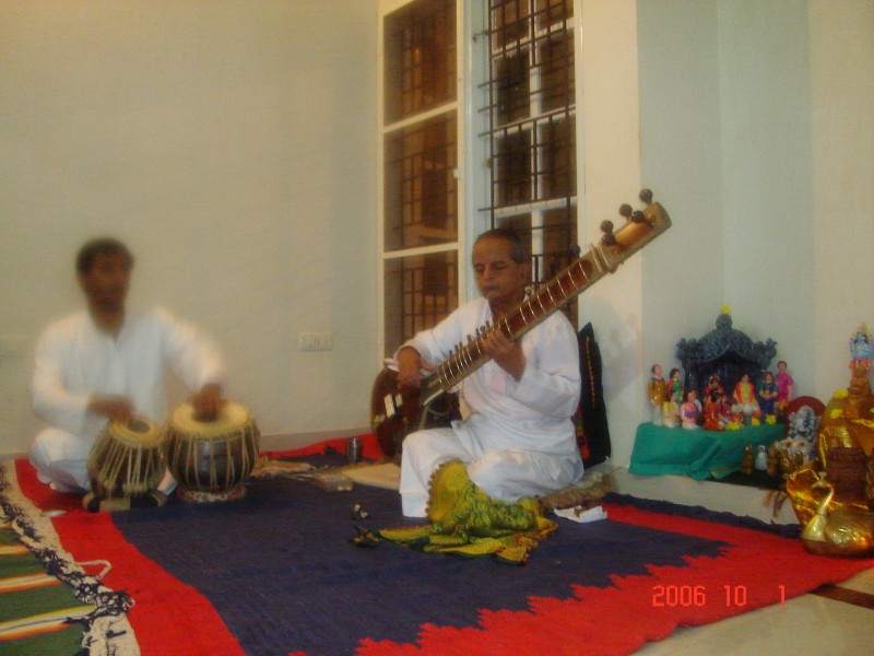 My First Sitar Concert