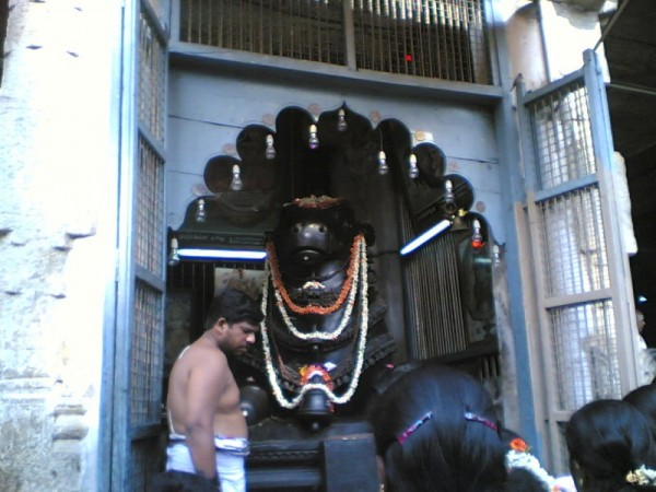 Nandi at Nanjangud
