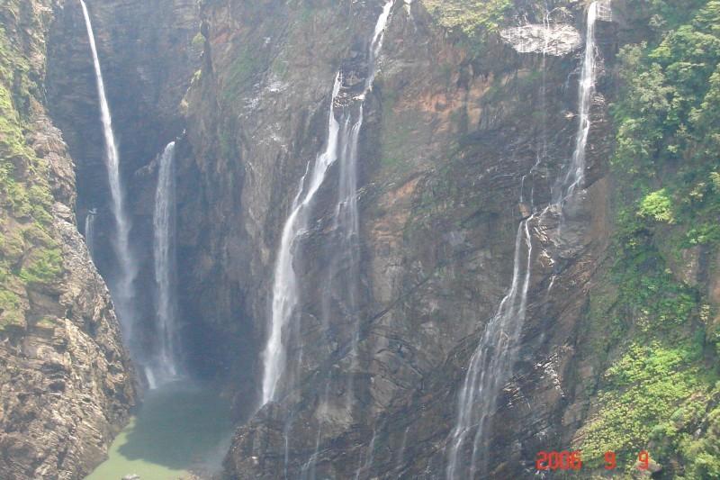 Jog Falls...