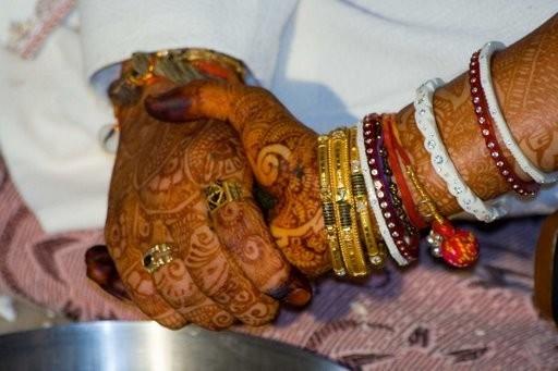 Marital bliss...