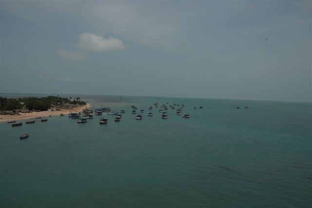 View from Rameshwara bridge