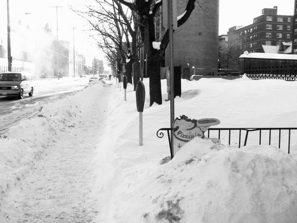Winter in Ottawa