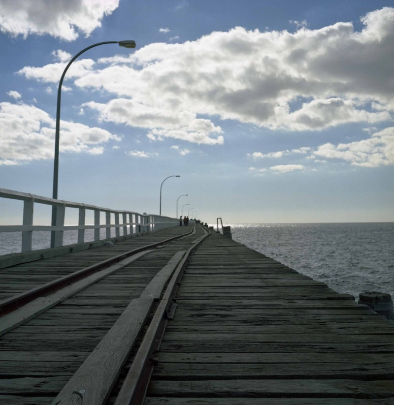 The Jetty and the Sky II