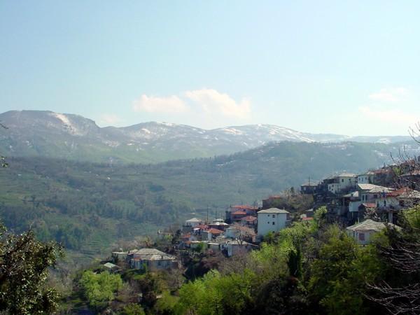 Little Greek village
