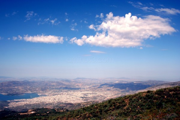 The city of Volos
