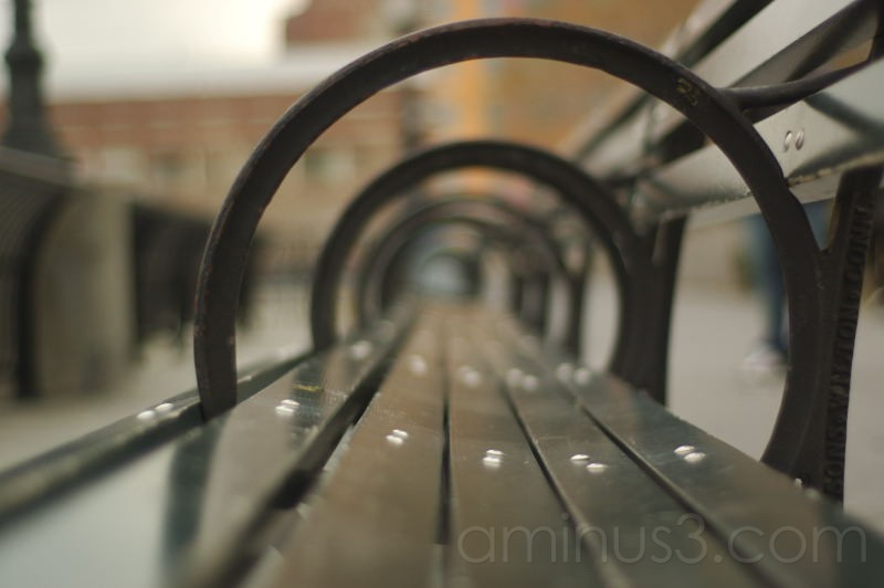 Bench, Circles