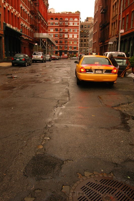 Harrison Street, Tribeca