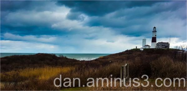 Lighthouse at Montauk, Long Island