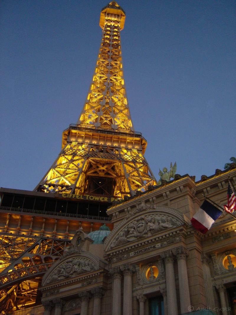 Paris Paris Casino - Las Vegas