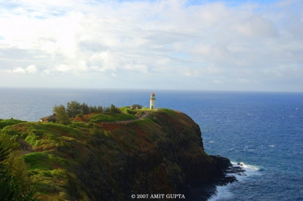 Light House - Kauai, Hawaii