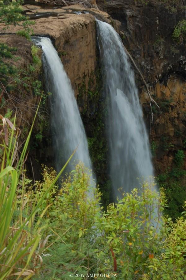 Wailue Waterfall, Kauai