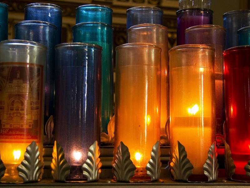 Lampions d'église