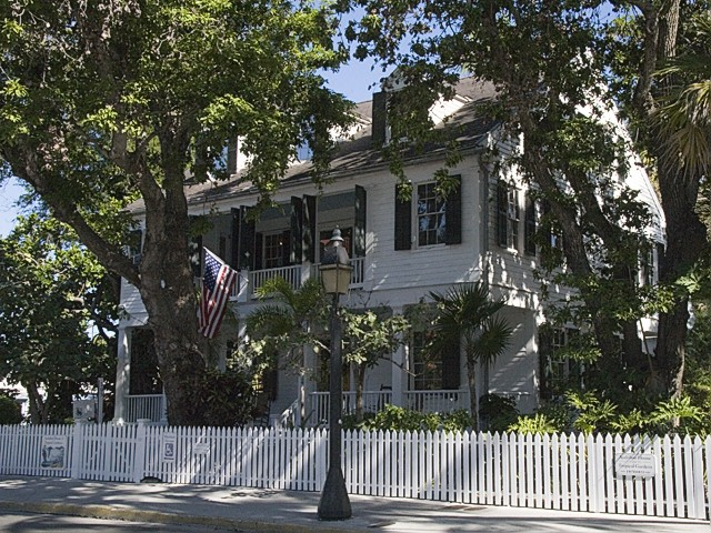 La maison d'Audubon - Key West