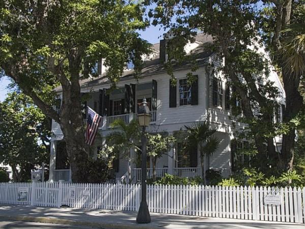 La maison d'Audubon - Key West