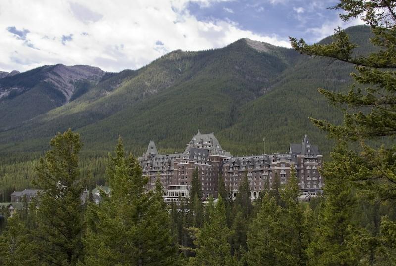 Banff's Spring Hotel