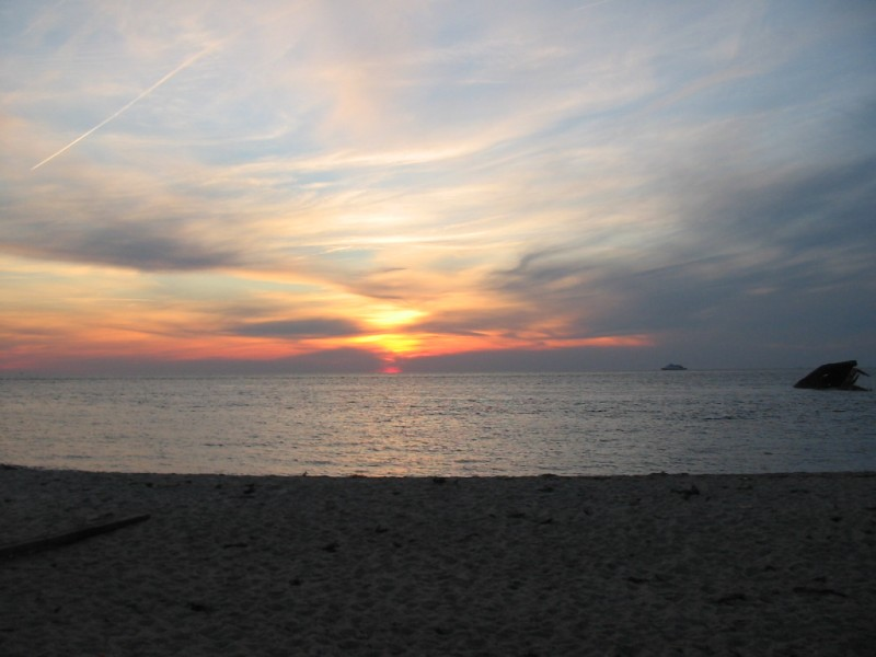Sunset Beach, Cape May NJ
