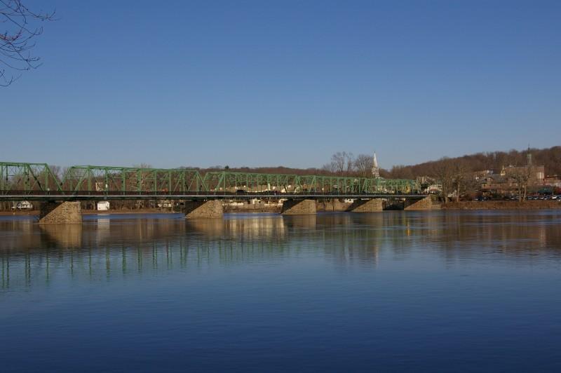 Lambertville Delaware River New Hope